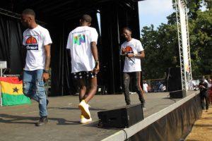Ghetto boy Ghana Party in the Park 2019