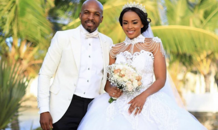 African Celebrities:  Relationships That Are Goals