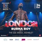 Burna Boy Wins Best International Act At BET Awards 2019
