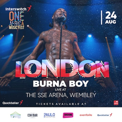 Burna Boy Wins Best International Act At BET Awards 2019