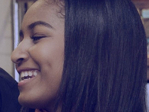 Sasha Obama Graduates From High School