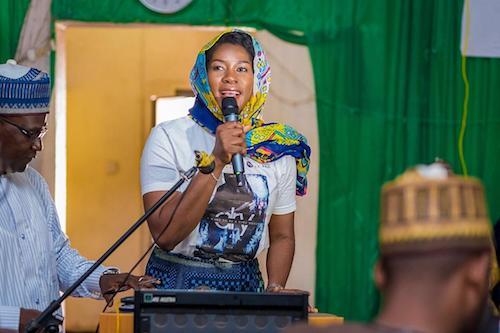 Stephanie Linus Takes Fistula Advocacy To The Grassroots