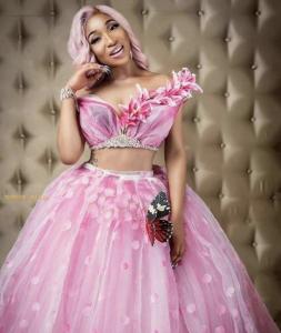 Tonto Dikeh Nollywood Actress