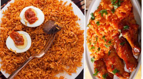 Ghanaian Jollof vs Nigeria Jollof Rice