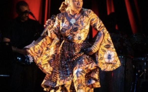 Angelique Kidjo: African Female Legend