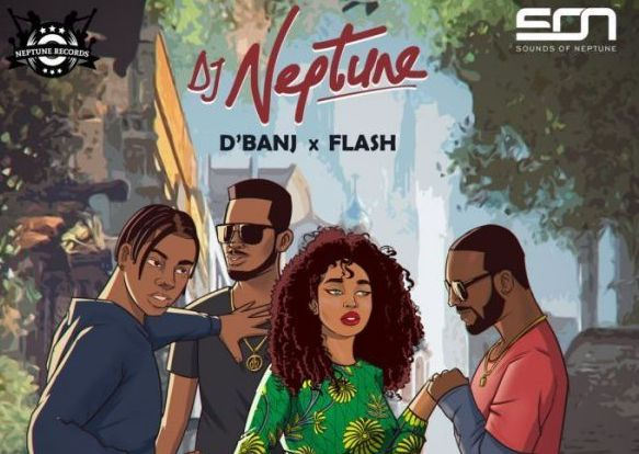 DJ Neptune Ft. Flash & D' Banj – OJORO
