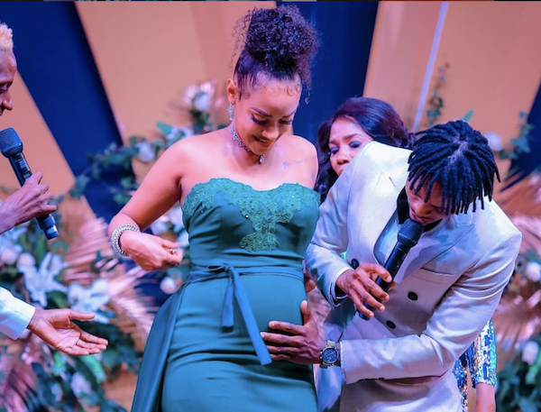Tanasha Donna And Diamond Platnumz Expecting Their First Child