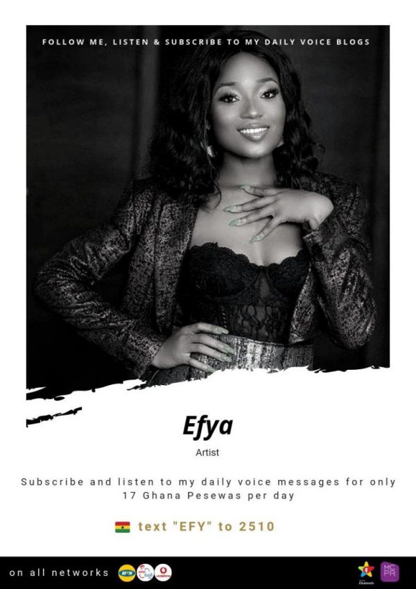 Efya daily Voice