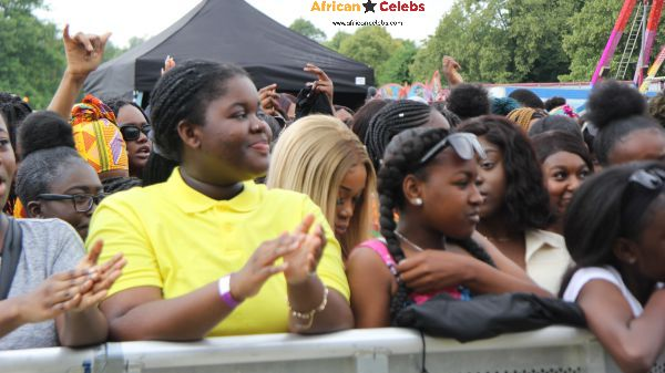 Ghana Party In The Park