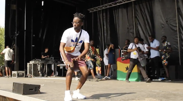Ghana Party In The Park UK
