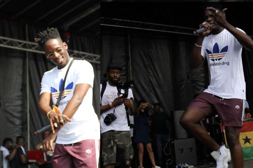 Ghana Party In The Park UK – Mr Eazi Live Performance