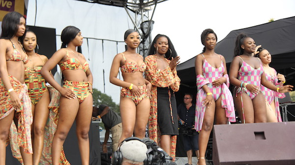 Ghana Party In The Park Highlights – Fashions Show And…