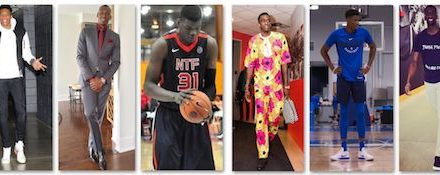 NBA Players: Africa's Tallest NBA Players
