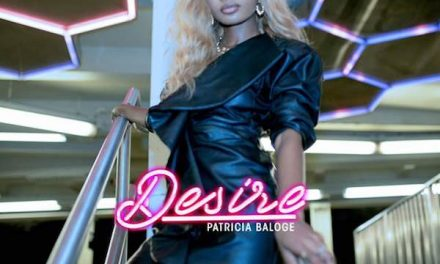 Patricia Baloge Drops Debut Single – Desire