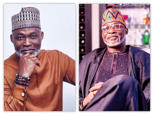 Nollywood legend Richard Mofe Damijo is a year older today!