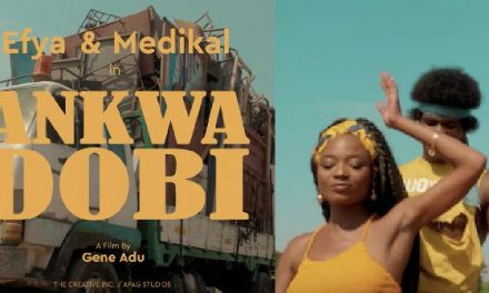 Efya's New Song 'Ankwa Dobi' Is Out Now!