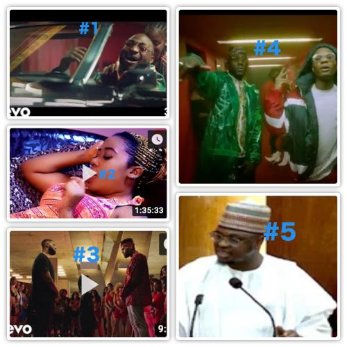 Davido, Chris Brown Blow My Mind – Trending #1 On Youtube Today…