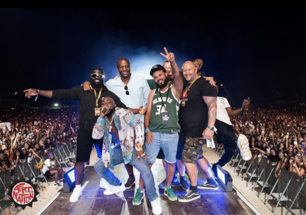 Afro Nation Portugal 2019 – SMADE EVENTS
