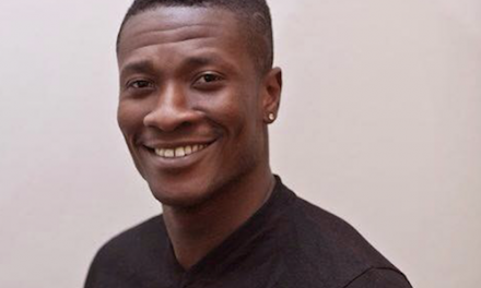 Asamoah Gyan – Celebrities Who Inspire Us