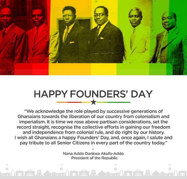 Founders DayGhana