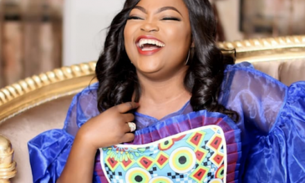 Happy Birthday To Funke Akindele