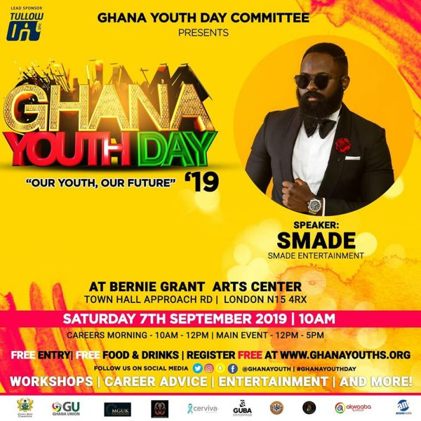 Ghana Youth Day 2019 Career Seminar
