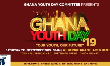 Ghana Youth Day 2019 – Career Seminar