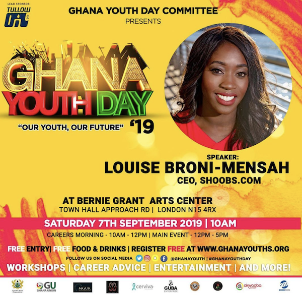 Ghana Youth Day 2019