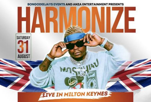 Harmonize Live In Milton Keynes