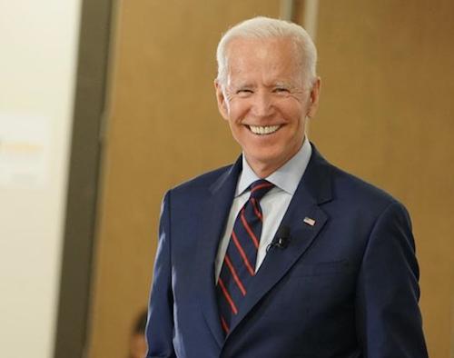 Joe Biden Strange Website Address 30330