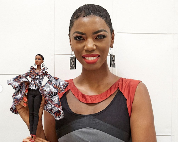Lira Gets A Barbie Doll In Her Likeness