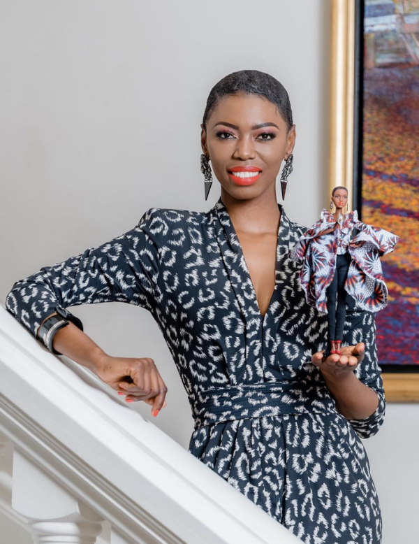 Lira becomes first African celebrity to have Barbie doll made of her likeliness