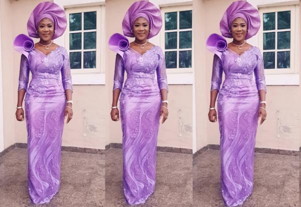 Happy Birthday Mercy Johnson Okojie
