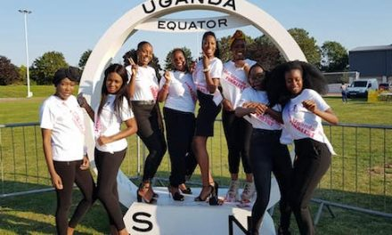 Miss Uganda UK @ UG In The Park