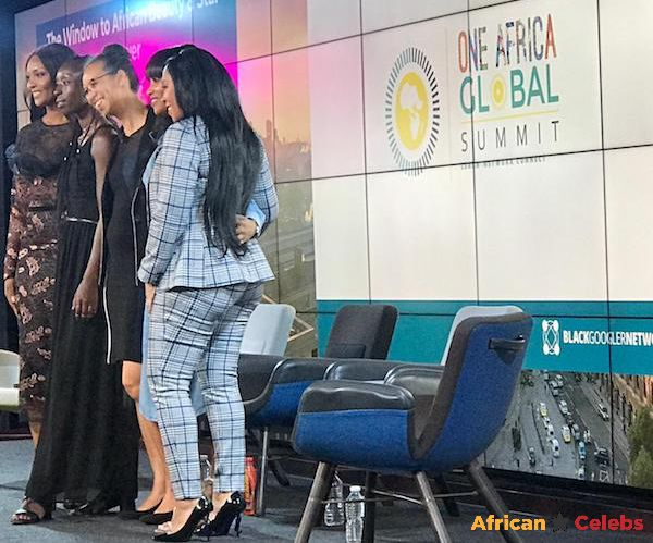 One Africa Global Summit London 19