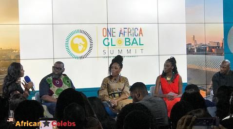 One Africa Global Summit London @ Google