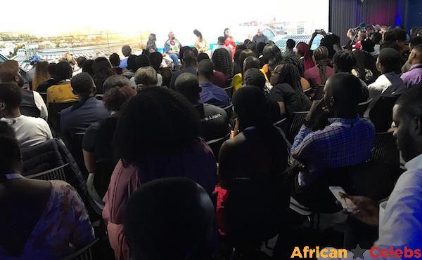 One Africa Global Summit London 19