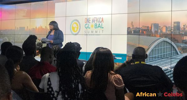 One Africa Global Summit London Diane Abbott
