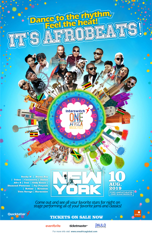 One Africa Music Fest New York