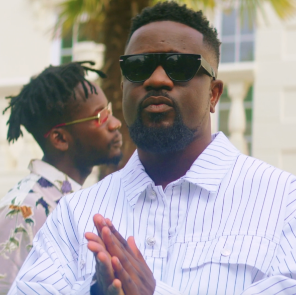 Sarkodie Do You ft. Mr Eazi