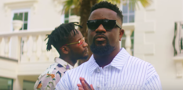 Sarkodie 'Do You' ft. Mr Eazi
