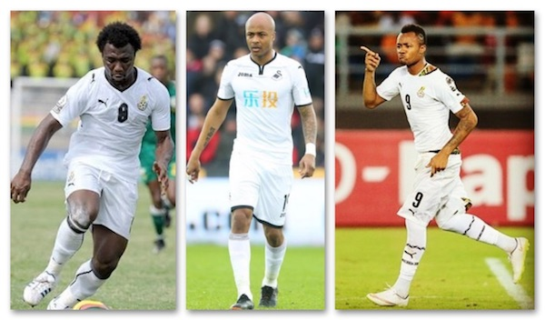 The Ayew Brothers – Famous Families In football