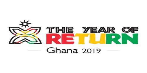 The Year of Return Ghana 2019