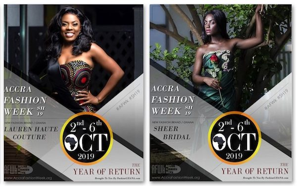 Accra Fashion Week Ghana
