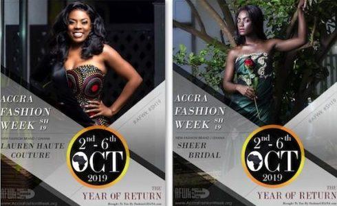 Accra Fashion Week Ghana