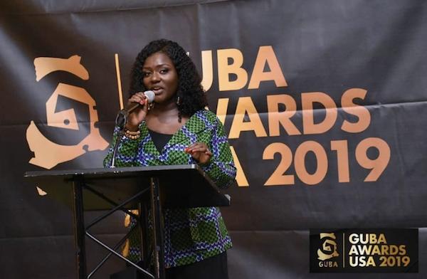 Dentaa Amoateng, CEO GUBA Awards