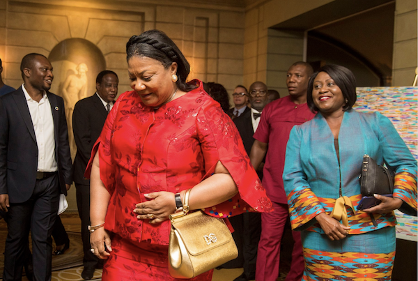 First Lady Her Excellency Rebecca Akufo-Addo
