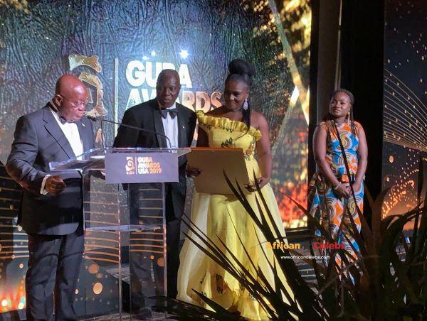 GUBA USA 2019 DENTAA - President Akufo-Addo