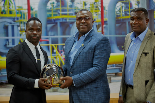 Akwasi Frimpong: Ghana National Gas Company Partners With Beijing 2022 Olympian…