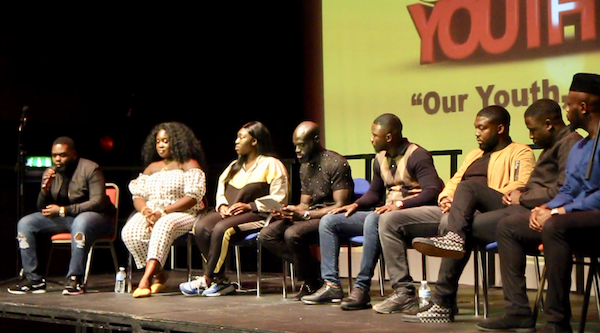 Ghana Youth Day 2019 London Panel